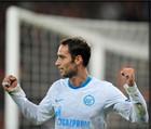 Локомотив - Зенит - 0:1