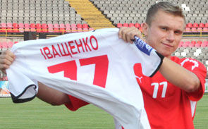 Александр Иващенко провел юбилейный поединок в элите