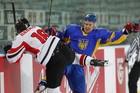 Чемпионат мира по хоккею. Украина - Австрия - 4:5 + ВИДЕО