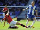 Валенсия уступает Эспаньолу, Малага и Сосьедад играют вничью