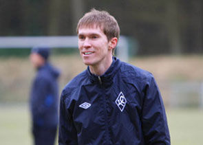 Александр ГЛЕБ: «В Бирмингеме я вообще мяча не видел»