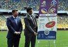 Презентован билет на матчи Евро-2012 + ФОТО