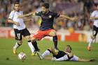 Валенсия - Атлетико Мадрид - 0:1 + ВИДЕО