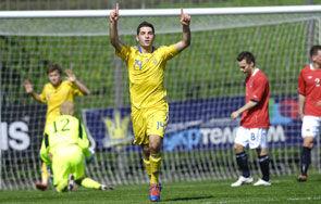 Сборная Украины U-19 сыграла вничью с Норвегией