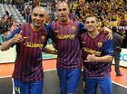 Динамо – Барселона Алуспорт – 1:3 + ВИДЕО