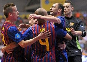 Барселона Алуспорт против Динамо – прогнозируемый финал