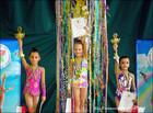 Гимнастки из восьми стран разыграли награды Kyiv Cup 2012