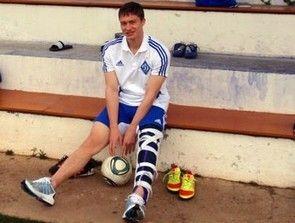 Молодой защитник Динамо-2 выбыл до осени