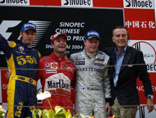 Формула-1. Гран-При Китая. Анонс