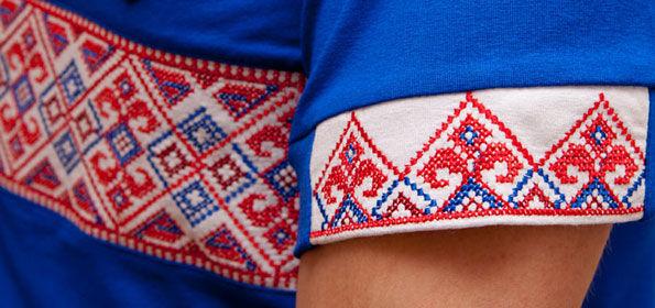 Вышиванка под Евро сборной Франции - уже в продаже! +ФОТО