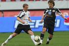 Дубль Реброва за сборную мира в игре против команды Семина