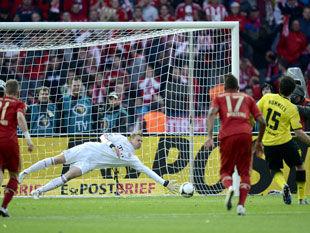 Боруссия дортмунд бавария 5- 2