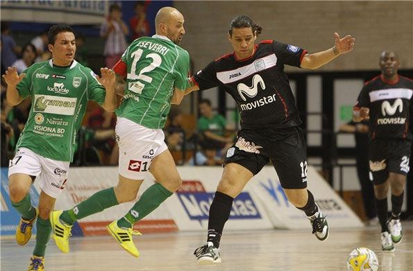 В споре двух зеленых команд удача была с Мовистаром + ВИДЕО