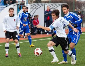 Артем ГОРДИЕНКО: «Футбол в моем сердце с шести лет»