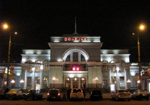 21 мая донецкий вокзал сдадут в эксплуатацию