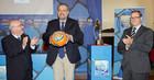 Чемпионат мира по пляжному футболу получил мяч и эмблему