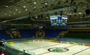В Киеве открыли обновленный Дворец спорта