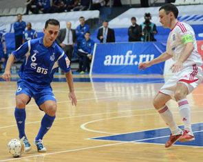 Сибиряк – Динамо – 2:5: Новосибирск не устоял + ВИДЕО