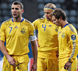 Турция - Украина - 2:0: Чем ближе Евро, тем...