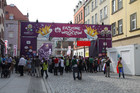 Вроцлав: сутки до старта Евро-2012 + ФОТО