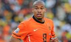 Голландские футболисты подверглись расистским оскорблениям