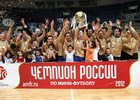Динамо Москва: Есть восьмое золото! + ВИДЕО