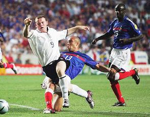 Группа D. Франция – Англия. Анонс