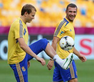 Группа D. Украина – Швеция. Анонс