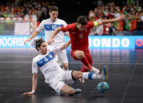 Италия стала шлагбаумом для Португалии на пути в финал!