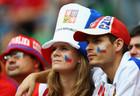 Греция - Чехия: варшавские события затмили матч