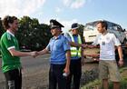 Немецкие болельщики: «Украинская милиция - лучшая в мире!»