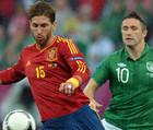 Испания - Ирландия - 4:0