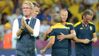 Эрик ХАМРЕН: «Мы с удовольствием провели время в Киеве»