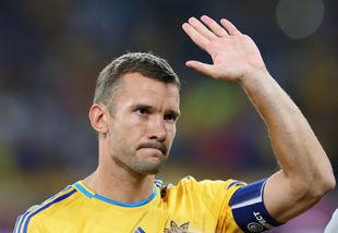 Андрей ШЕВЧЕНКО: «Я завершил карьеру в сборной»