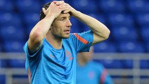 Ван Боммель больше не сыграет за сборную