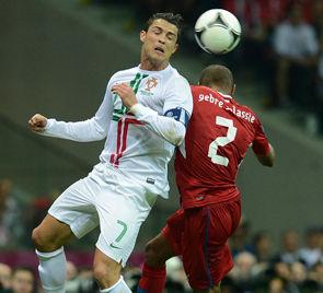 Чехия - Португалия - 0:1