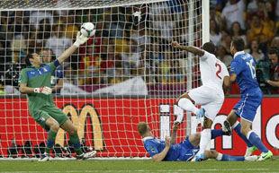 Англия - Италия - 0:0 (  2:4 по пенальти)