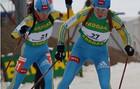 Чемпионат мира 2011. Стартовые составы женской эстафеты