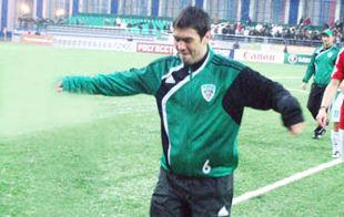 Экс-футболист Терека арестован в Бухаресте