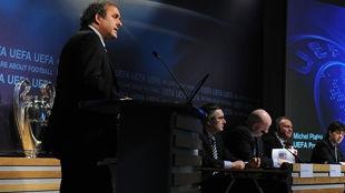 М. ПЛАТИНИ: «Польша и Украина готовятся легче, чем Франция»