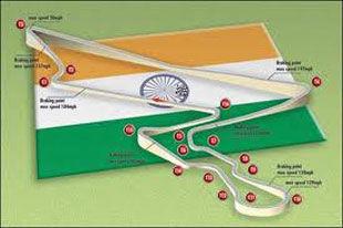 В Индии могут построить еще одну трассу Формулы-1