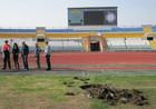 Началась реконструкция луганского стадиона Авангард