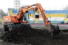 Реконструкция луганского Авангарда продолжается