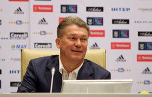 Олег Блохин назвал свой тренерский штаб