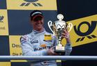 В Хоккенхайме стартовал первый этап гонок DTM