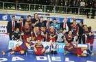 Барселона Алуспорт собирает трофеи