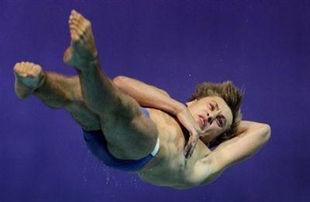 Украинец – бронзовый призер этапа Гран-при по прыжкам в воду