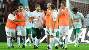 Кавказ обыграл звезд мирового футбола