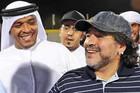 Марадона потренерует Аль-Васл за 7 миллионов евро