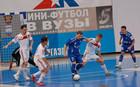 Динамо – Сибиряк – 5:5 (Пенальти 3:4)
